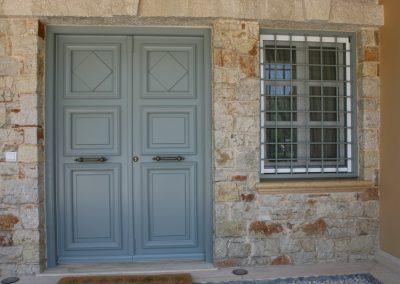 Είσοδοι - Εξωτερικές πόρτες 13