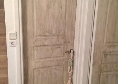 Πόρτα εσωτερική ταμπλαδωτή 01